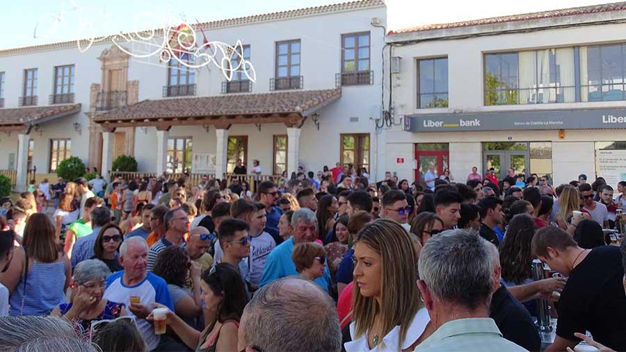 Ferroice® Patrocinador Oficial de la Fiesta de la Cerveza San Roque 2018 Barrax