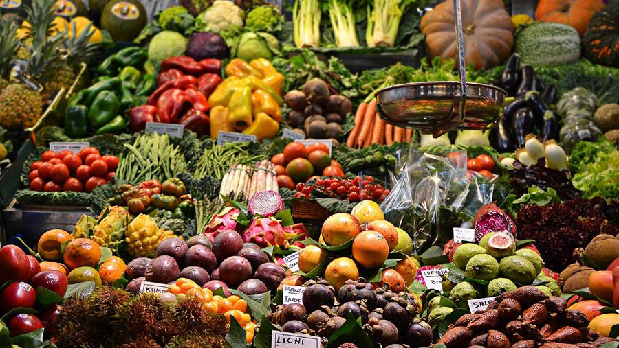 Calendarios para descargar de frutas y hortalizas de temporada