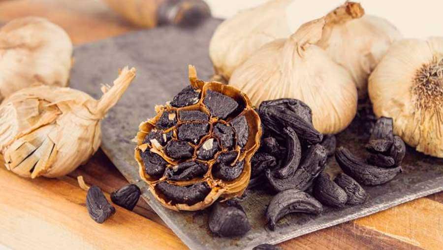 El Ajo Negro, beneficios para la salud