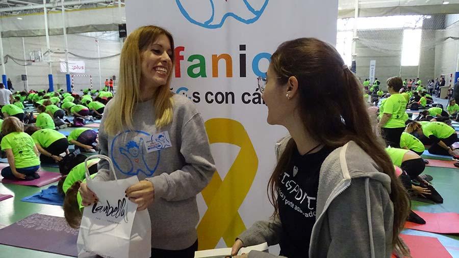 Imagen Uno Pilates Solidario por AFANION